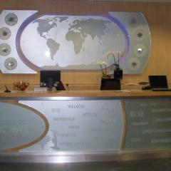 Nestle Reception Desk