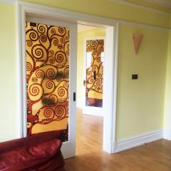 Decorative Glass Doors With Frame