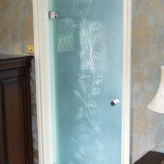 Internal Glass Door