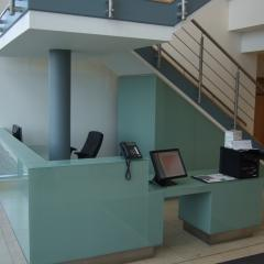 Nifco Reception Desk