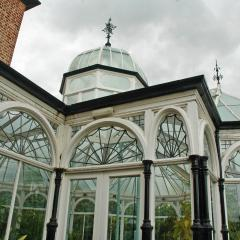 Glass Roof and Panels