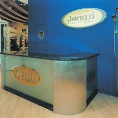 Jacuzzi Reception Desk
