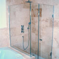 Wet Rooms and Shower Rooms